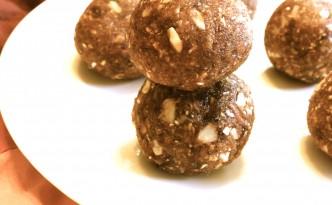 My Pumpkin Spice Protein Balls