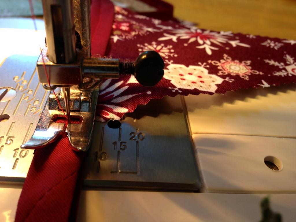 Sewing Bunting
